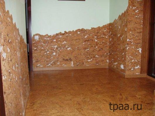 Облицовка стен - выбор материала, отделка