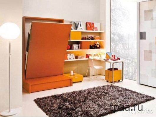Мебель-трансформеры для удобства