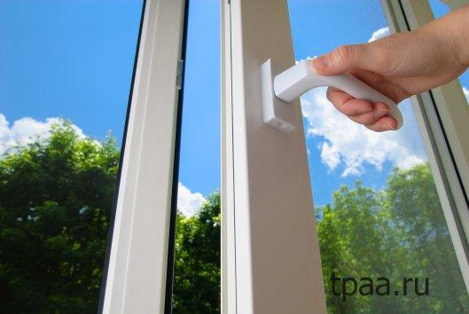 Про пластиковые окна и их замену