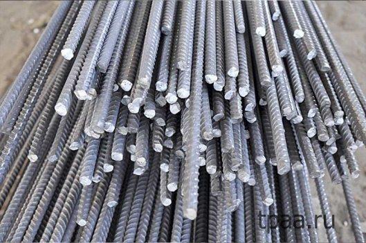 Использование стальной арматуры
