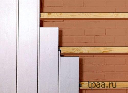 Виды стеновых панелей по материалу изготовления