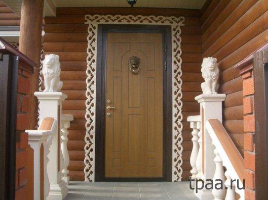 Входные двери: стальные или деревянные, какие выбрать?