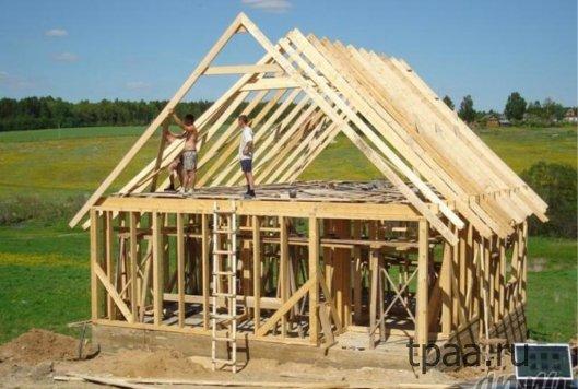 Строительство каркасных домов своими руками: советы