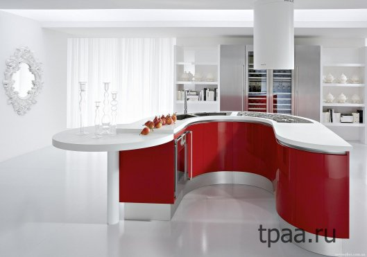 Какие бывают столешницы для кухни?