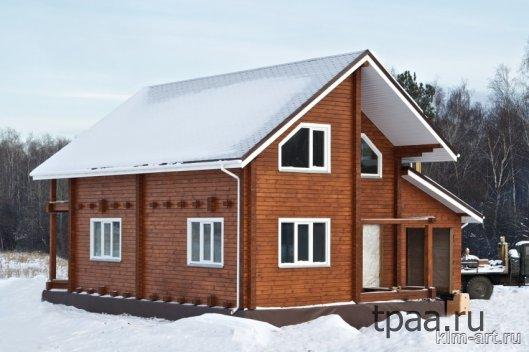 Мифы и правда о строительстве домов из профилированного бруса