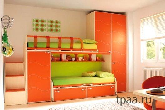 Мебель для детской и спальни