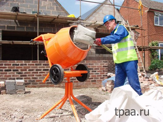 Правильное приготовление бетона