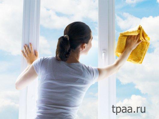 Советы экспертов по уходу за пластиковыми окнами