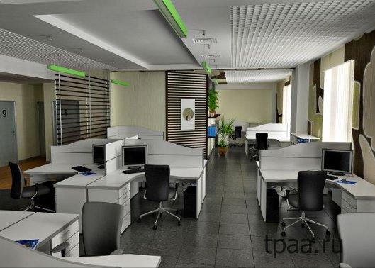 Statom: каким должен быть ремонт офисов под ключ