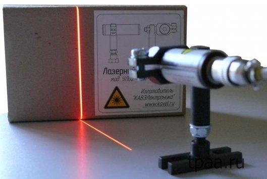 Лазерные приборы и инструменты