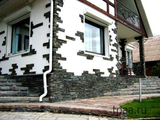 Как почистить фасад частного дома?