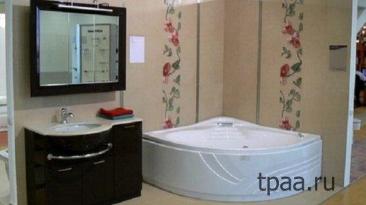Как подобрать мебель для большой ванной комнаты?