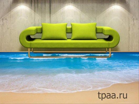 Наливные полы — популярно и доступно