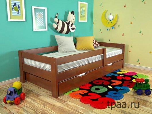 Как выбрать деревянную кровать для ребенка