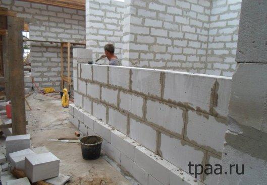 Преимущество и недостатки строительства домов из пеноблоков