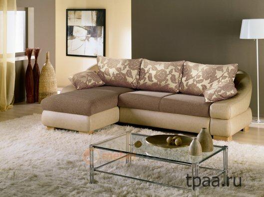 Угловые диваны для дома