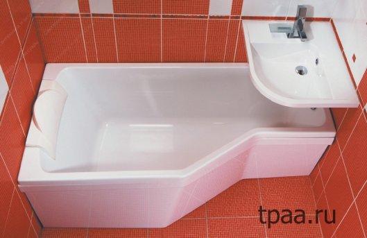 Основные разновидности современных ванн