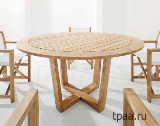 Обеденные столы для сада и террасы