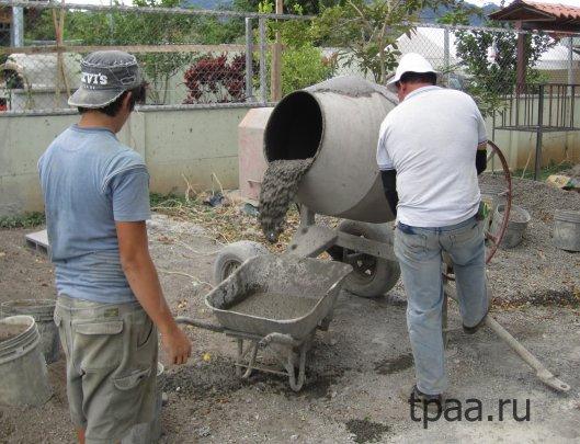 Оборудование для приготовления бетона