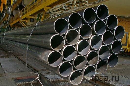Толщина стенки стальной трубы
