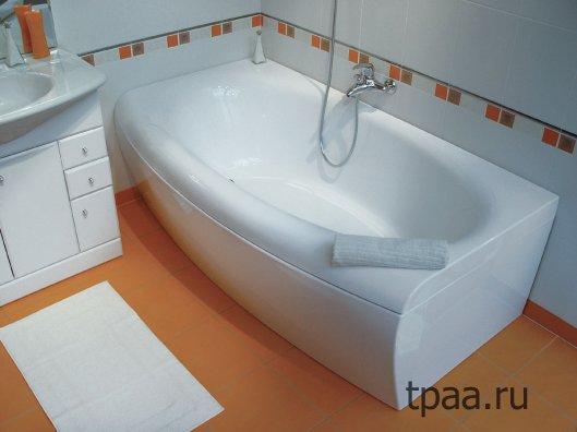 Современные ванны из акрила
