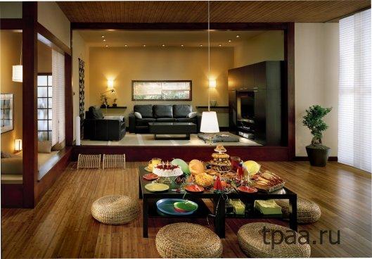 Дизайн интерьера дома в японском стиле