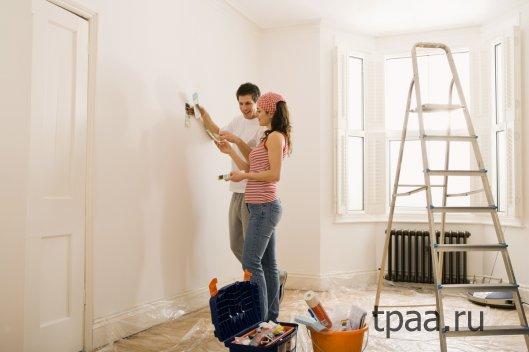 Начинаем ремонт квартиры