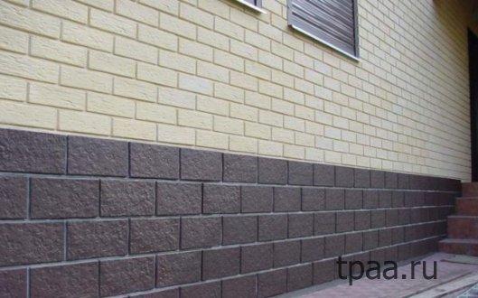 Преимущества клинкерной плитки. Эементы фасада
