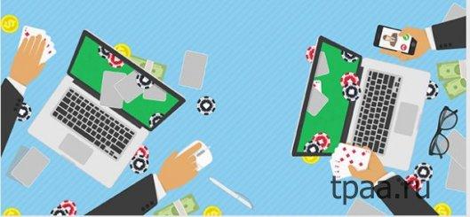 Обучение игре в онлайн казино