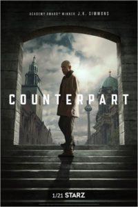Сериал «Обратная сторона» (Counterpart)