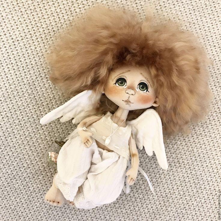 Домашний интерьер  авторская кукла