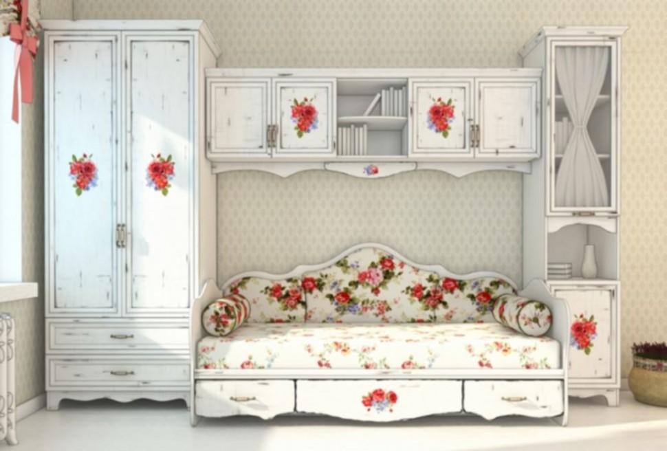 Мебель Прованс — это ваш шанс