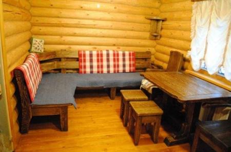 Мебель для бани и сауны критерии выбора