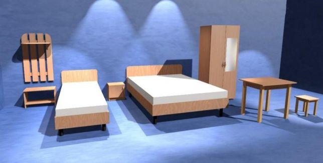 Мебель для пансионатов на заказ в Симферополе