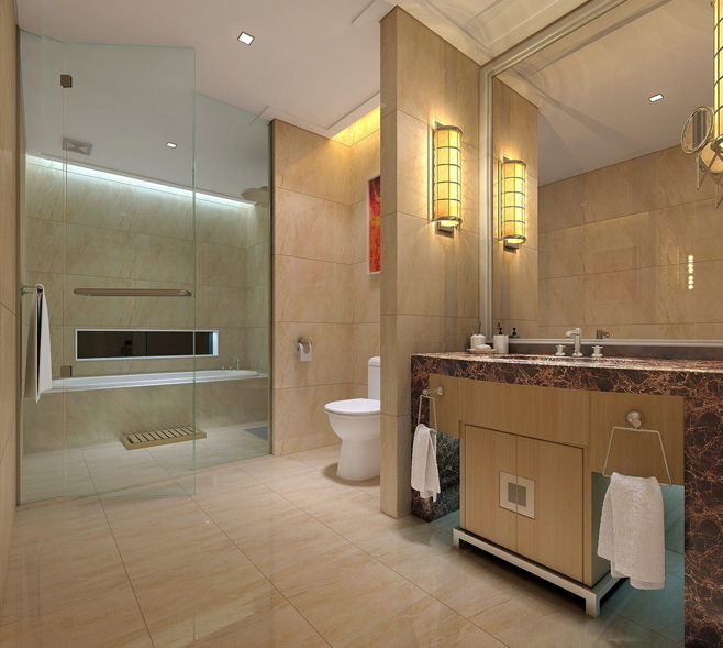 Фен-шуй идеи для ванной и туалета