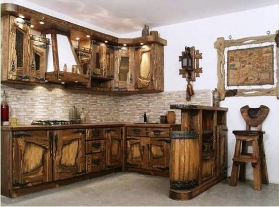 Мебель из массива дерева — прекрасное вложение своих средств