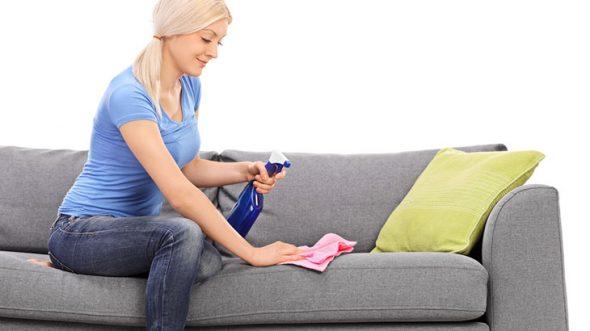 Как очистить мебель чтобы не испортить её