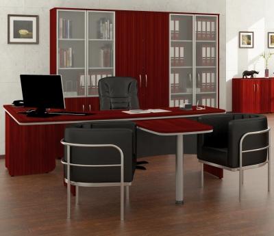 Основные моменты выбора мебели для кабинета