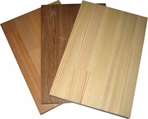 Щиты из дерева для создания индивидуальной мебели