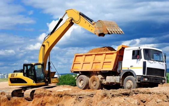 Общие правила для безопасной работы со строительной спецтехникой