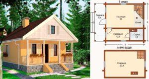 5 плюсов загородного дома