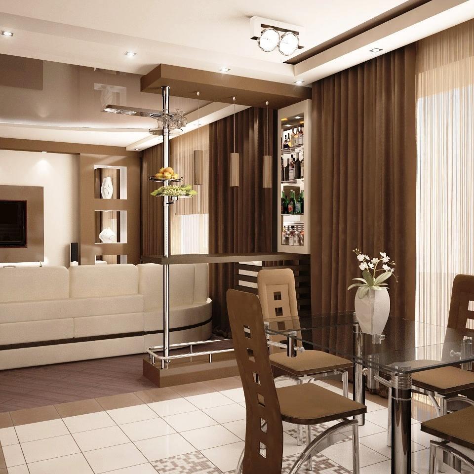 Квартира-студия: как визуально увеличить пространство?