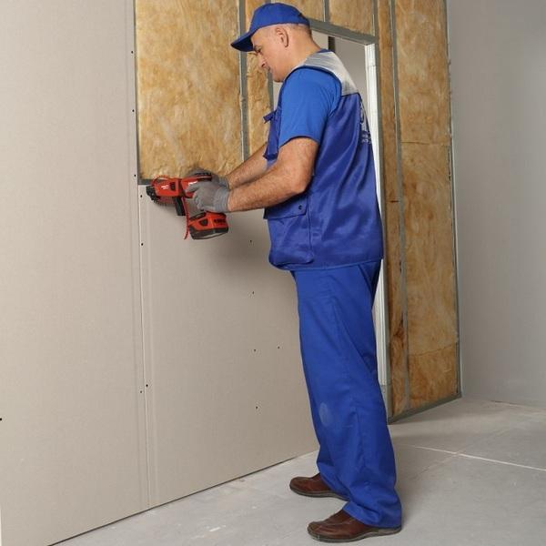 Стройка и ремонт: утепление стен гипсокартоном
