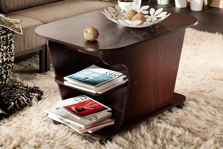 Мебель в гостиную комнату: кофейный или журнальный столик