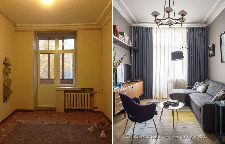 Разработка дизайна квартир и студий: как освежить интерьер?